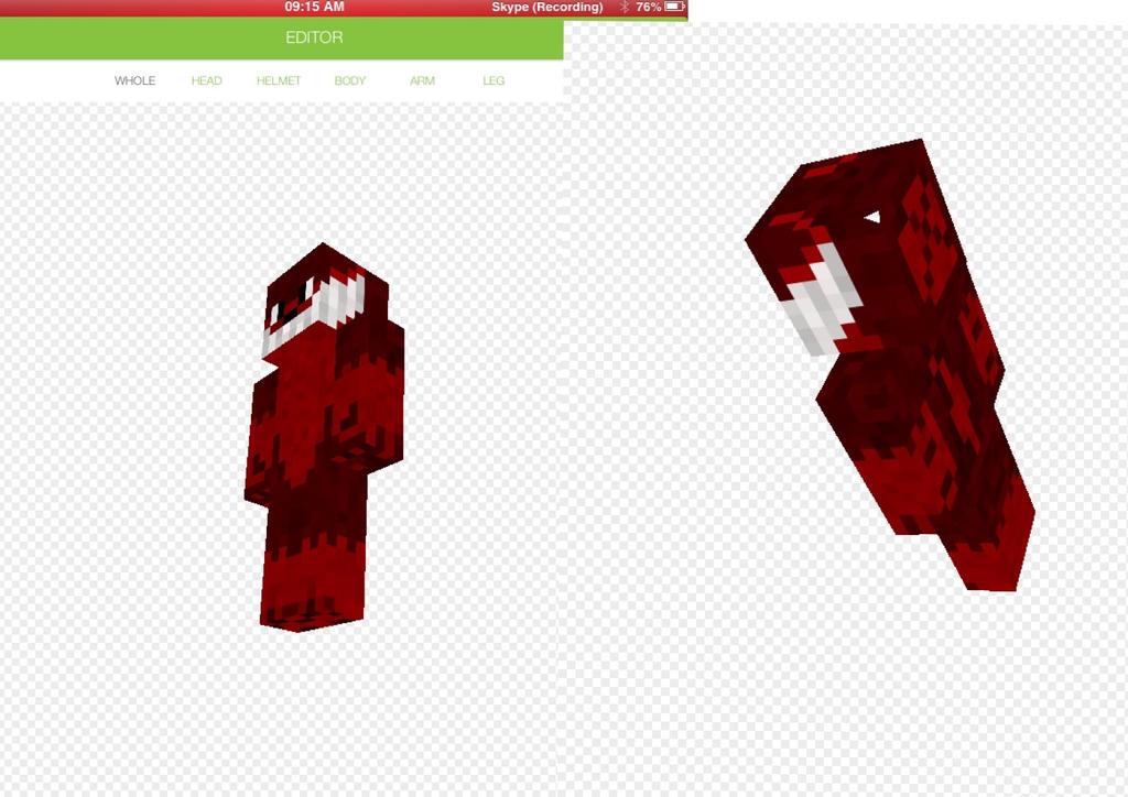 Smile Dog Minecraft Skin by Airazon on DeviantArt