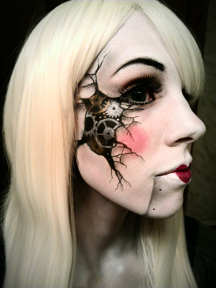 Mechanical Doll by AsSeenOnStevie