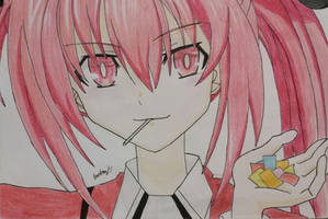 Kotori Itsuka by Anime-With-Jackson
