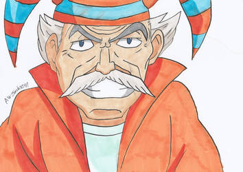 Makarov Dreyar - Speed Drawing by Anime-With-Jackson