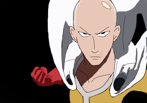 One Punch Man by NScott144