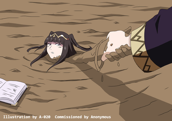 A 020 Quicksand Girl Tharja_sinking_in_quicksand_06_by_a_020-da999wk