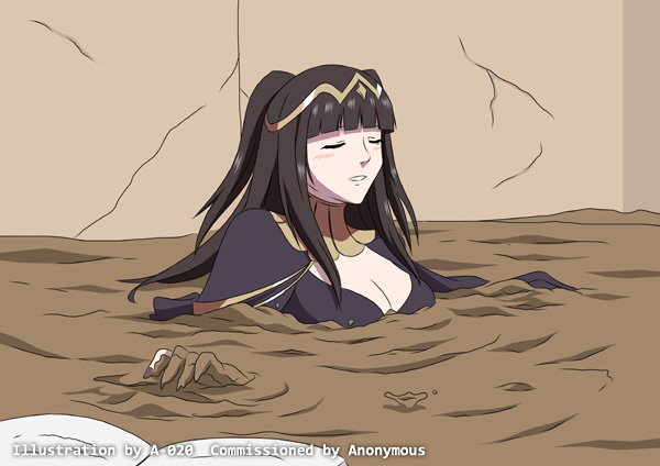A 020 Quicksand Girl Tharja_sinking_in_quicksand_05_by_a_020-da99aek