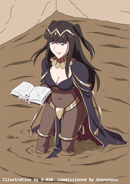 A 020 Quicksand Girl Tharja_sinking_in_quicksand_02_by_a_020-da99bci