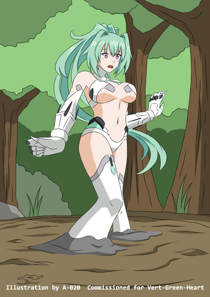 A 020 Quicksand Girl Green_heart_sinking_in_quicksand_02_by_a_020-dae6gwv