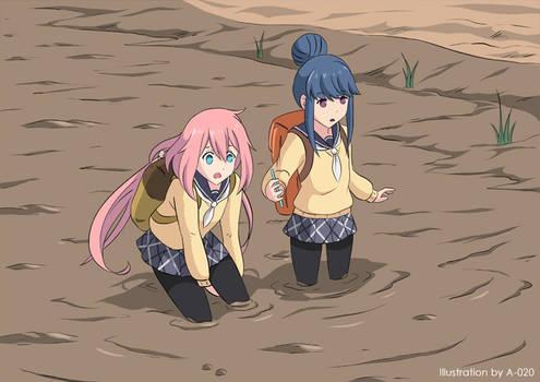 Yuru Camp Quicksand 02