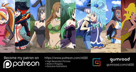 Patreon and Gumroad 2019