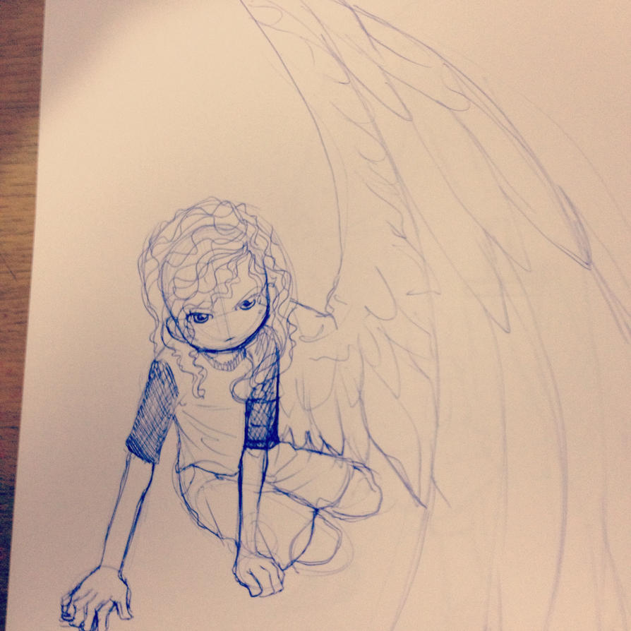 AngelSoul by kitvinicius