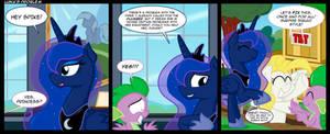 Luna's problem