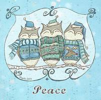 peace by anrenee