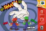 Super Smash Bros N64 Tribute Game Art HQ