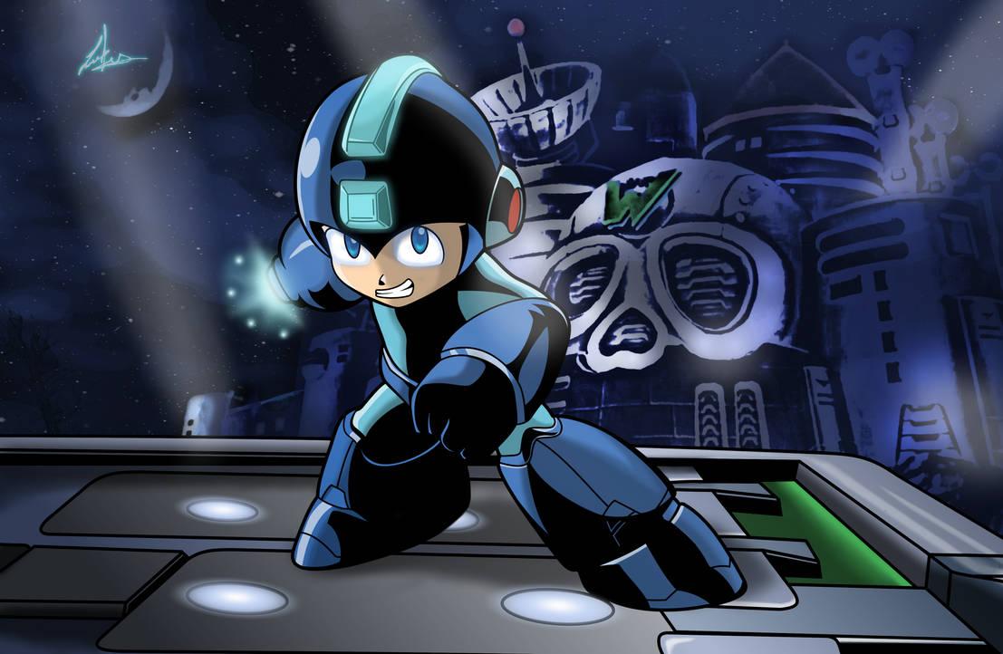 Mega Man... The Hero of 200X an 20XX
