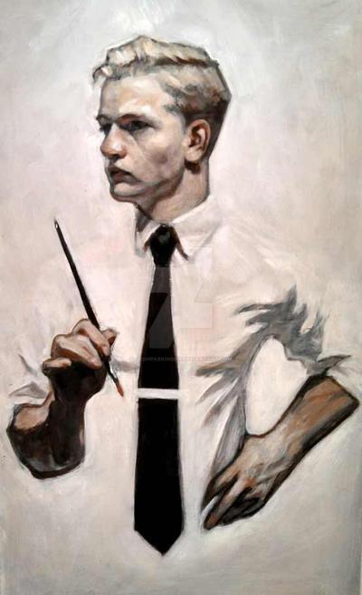 Self-portrait by joshparkinson