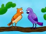 A Little Birdie Romance