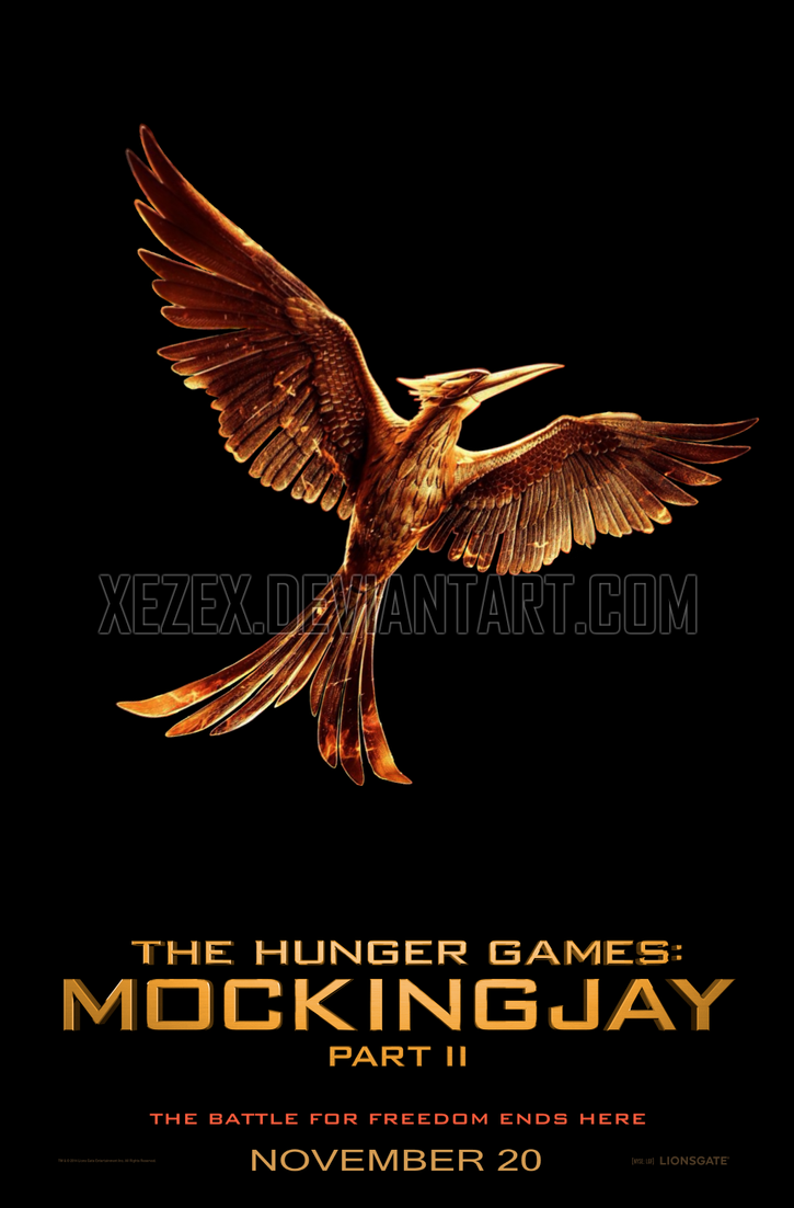 The Hunger Games: Mockingjay Part 2 - Poster by XEzeX on ...