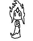WhateverSketch - Flame Princess by BurntL