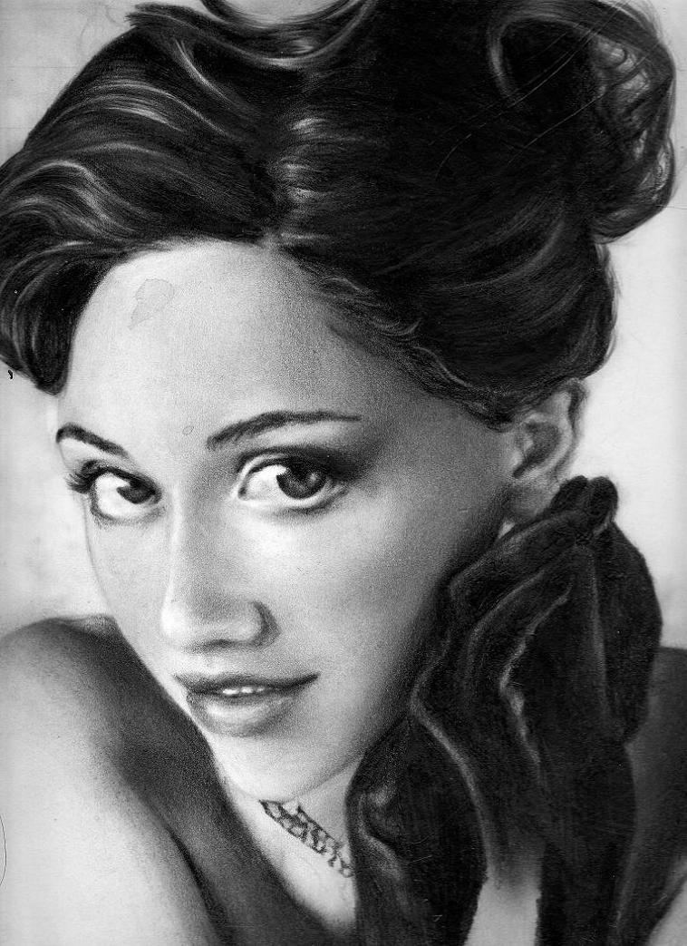 Imitation Hepburn WIP9 by carlotta-guidicelli