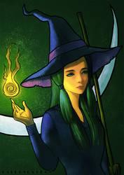 Little Miss Firewitch