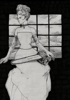 Lady Chainsaw