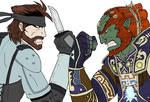 Snake vs. Ganon