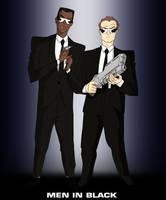 Men in Black by BenSmith128