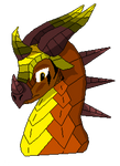 Tiphiid requested by Discord User Rollerchad by 2C41SkywingHQLLC