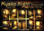 Mystic Night backgrounds