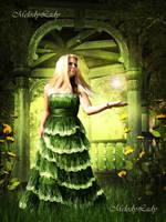 Forest Fairy... by KlaraKay