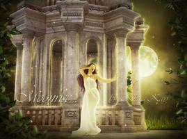 Moonrise... by KlaraKay