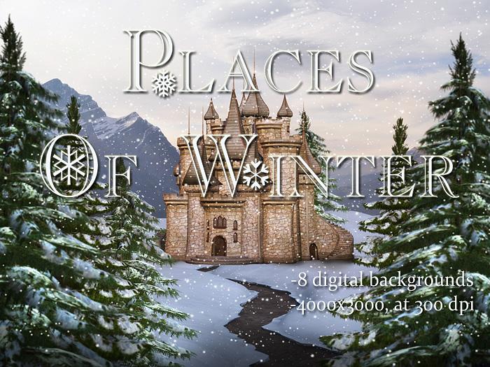 Places Of Winter by KlaraKay