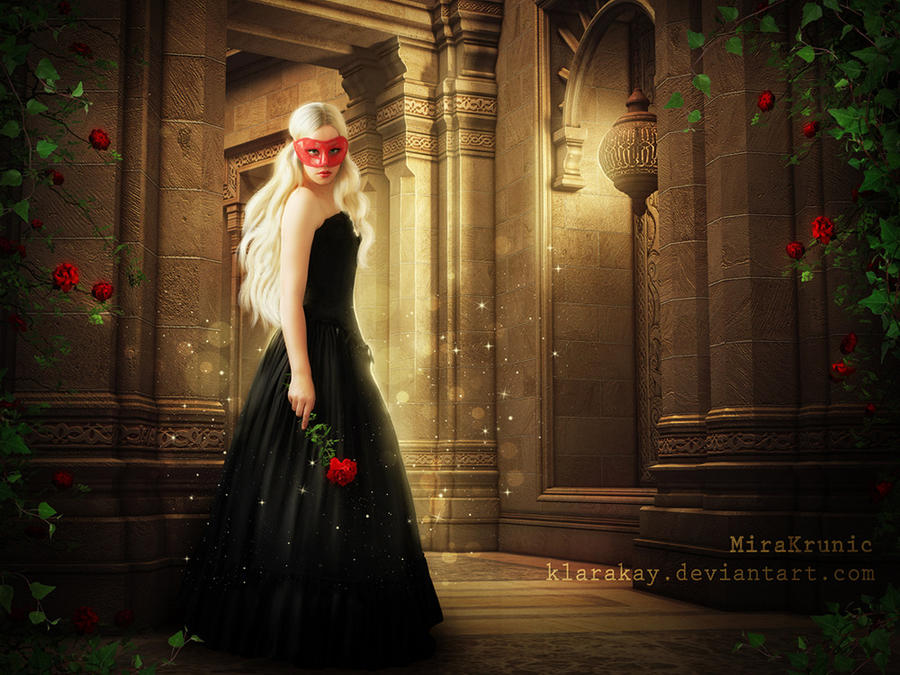 Rose... by KlaraKay