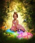 Easter Little Princess