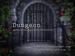 Dungeon, gothic background by KlaraKay