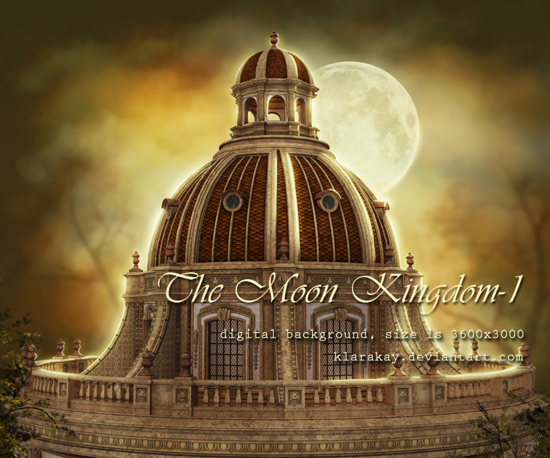 The Moon Kingdom-1 by KlaraKay