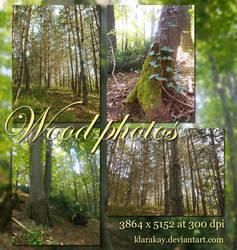 Wood Photos by KlaraKay
