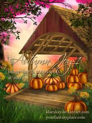Autumn Joy-1 by KlaraKay
