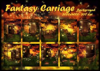 Fantasy Carriage by KlaraKay