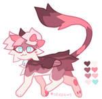 Peach Cat Adopt (Open)