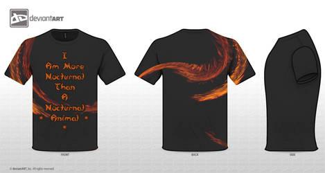 Nocturnal T-Shirt 2
