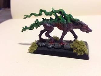 Gravehound by DrakoWolf1987