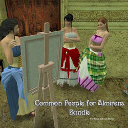 Common People for Almirena Bundle by AelinNamarie
