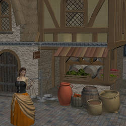 Shops for Medieval shops by AelinNamarie