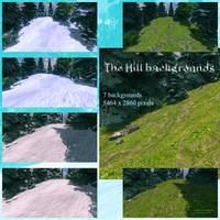 The Hill backgrounds