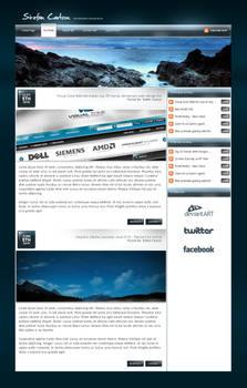 Generic Personal Design Blog