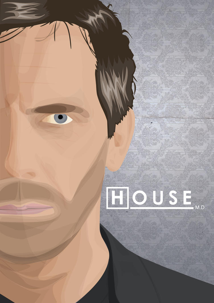 House M.D by kamzar