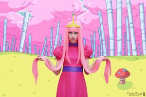 Princess Bubblegum by Yami-Ross