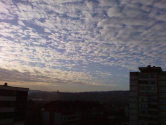 Rooftop love by triggahippie