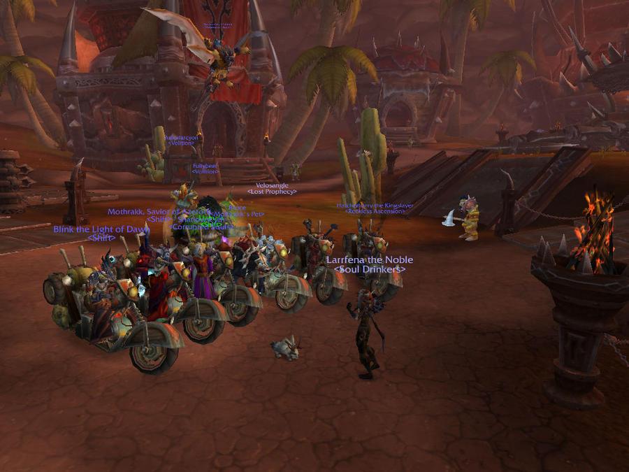 Mechano Hog Plans World of Warcraft Mechano Hog