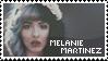 Melanie Martinez Stamp