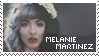 Melanie Martinez Stamp by amberisrad